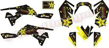 SUZUKI LTR450R STICKER KIT Rock/ DECALS / GRAPHIC KIT / LTR450R / QUAD STICKERS