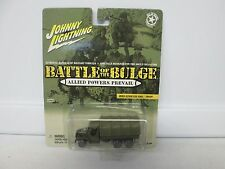 Johnny Lightning Battle of the Bulge WWII CCKW 6x6 GMC Truck