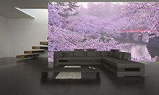 Cherry Blossom  Wall Mural Photo Wallpaper GIANT WALL DECOR PAPER POSTER