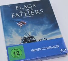 Flags of Our Fathers (Blu-ray, SteelBook, Media Markt Exclusive)  RegionFREE