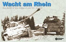 Wacht Am Rhein II, Decision Games Wargame on the Ardenne Battle, New, in English
