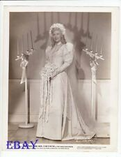 Ginger  Rogers It Had To Be You VINTAGE Photo
