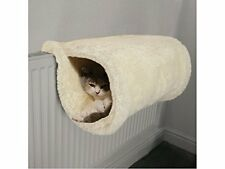 Luxury Cat Bed Tunnel Warm Radiator Mounted Or Floor Standing by Rosewood