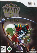 Death jr root of evil NINTENDO WII WII U kids jeu