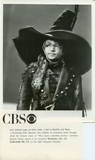 ARTE JOHNSON PORTRAIT ONCE UPON A BROTHERS GRIMM ORIGINAL 1977 CBS TV PHOTO