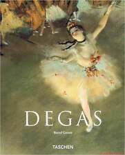 Fachbuch Edgar Degas 1824-1917, Auf dem Parkett der Moderne, viele Bilder, NEU
