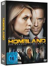 HOMELAND: Die komplette 2. Staffel (DVD) sehr guter Zustand