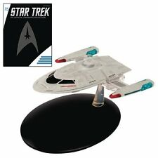 Star Trek Starships Magazine #75 Enterprise E Captains Yach Eaglemoss