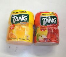 Tang Passion Fruit Punch Breakfast Powder Drink Mix Juice Snack Travel Summer 2A