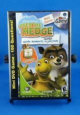 Over The Hedge - Mini DVD Game - 100 Questions - 1-4 Players - Brand New Sealed