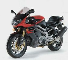 2 COLOUR APRILIA TOUCH UP PAINT KIT 2002 SL1000 HOT RED AND DIABLO BLACK .