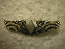 """MILITARY HAT PIN- U.S. AIR FORCE WWII WOMEN'S AIR SERVICE (WASP) WINGS - 2-3/4"""""""