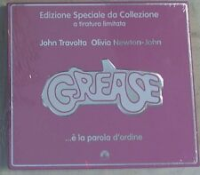 20138 Grease (Limited Collector's Edition)- DVD  Nuovo E Sigillato