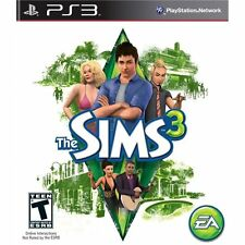 The Sims 3 [PlayStation 3 PS3, EA Maxis, Fun Life Simulation, Relationships] NEW