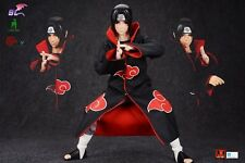 9L TOYS 1:6 Naruto Uchiha Itachi Male Action Anime Figure Comic Body Collection