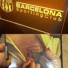 Barcelona Sporting Club DVD + LED Neon 3D Futbol Guayaquil-Ecuador El Clásico