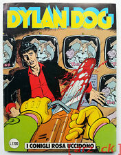 DYLAN DOG N 24 Originale PRIMA STAMPA Daim Press BONELLI 1988