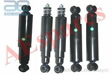SUZUKI FRONT REAR SUSPENSION SHOCK ABSORBER SAMURAI JIMNY SJ410 SJ413 @CAD