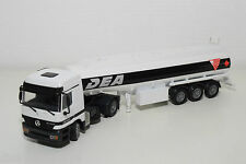 JOAL MERCEDES BENZ ACTROS TRUCK WITH TRAILER TANKER TANK DEA NEAR MINT
