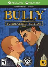 Bully Scholarship Edition Xbox One - Xbox 360 Compatible - FACTORY Sealed