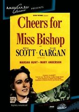 Cheers for Miss Bishop (Martha Scott) - Region Free DVD - Sealed