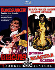 BLU-RAY Blacula / Scream, Blacula, Scream (Blu-Ray) NEW William Marshall
