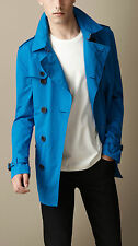 (SALE) Burberry Brit Kensigton Lightweight Summer Trenchcoat RRP£600-£700