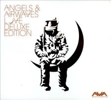 Angels & Airwaves NEW Love Delux Edition 2 CD 1 DVD