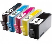 5 HP 364 INK  CARTRIDGES PHOTOSMART B109a B110a B209a B210a C309a C410 5510 5515