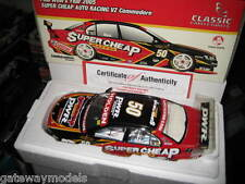 CLASSIC 1/18 HOLDEN COMMODORE VZ 2005 PAUL WEEL V8 SUPERCAR SUPER CHEAP 18180