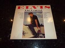 ELVIS PRESLEY - The Legend - 1983 UK 12-track LP compilation