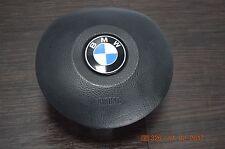BMW ORIGINAL  3 E46 5 E39 X5 E53 SPORT BLACK M/// STEERING WHEEL SRS AIR BAG