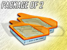 AIR FILTER AF6165 FOR 2011 2012 2013 TOWN & COUNTRY CARAVAN ROUTAN PACKAGE OF 2