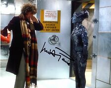 Doctor Who Autograph: JUDITH PARIS (Eldrad, The Hand of Fear) Signed Photo