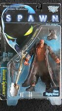 1996 1997 McFarlane Toys SPAWN The Movie Burnt Spawn Ultra-Action Figure