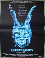 DONNIE DARKO Affiche Cinéma / Movie Poster 53x40 Jake Gyllenhaal