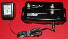 Channel Master 3043 2 Output Port TV Distribution Amplifier