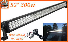"52"" 300w LED Light Bar High Intensity Spot Lamp Ideal For LANDROVER DEFENDER"