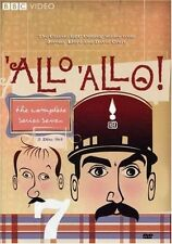 Allo 'Allo! The Complete Series 7 DVD 2-Disc Set NEW!!