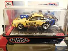 AUTO WORLD ~Jegs Coughlin JEGS Pro Stock Car ~ New in Jewel Case ~ FITS AFX, AW