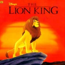 Disney's The Lion King (A Golden Look-Look Book) by Margo Hover
