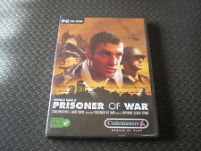 JEU PC WORLD WAR II PRISONER OF WAR - VERSION FRANCAISE