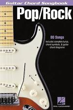 Style Collections Guitar Chord Songbooks: Pop/Rock (2002, Paperback)
