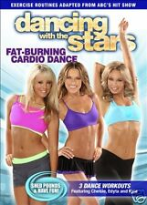 DANCING WITH THE STARS: Fat-Burning Cardio Dance [DVD] Exercise from ABC TV Show