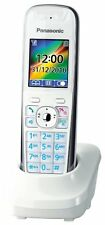 Panasonic KX-TG8521 Additional Handset Cordless DECT Digital Phone White