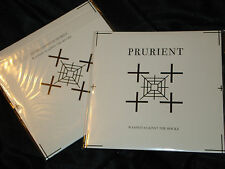 """PRURIENT Washed Against The Rocks 7"""" EP nocturnal electronics vatican shadow NEW"""