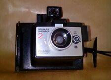 Polaroid Square Shooter 2 vintage RARE land camera