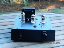 Eric McChanson's : Headphone Amp+ ( 6S45P ) Stereo Valve Tube NEW
