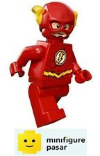 sh087 Lego Super Heroes Justice League 76012 76026 - The Flash Minifigure - New