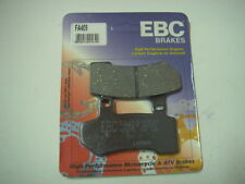 EBC FA409 Organic Disc pads For Harley-Davidson V Rod and FLH 2008 to 2011
